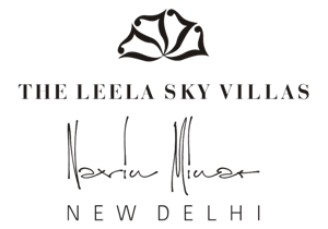 The Leela Sky Villas Logo
